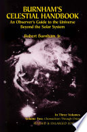 Burnham s Celestial Handbook  Volume Two