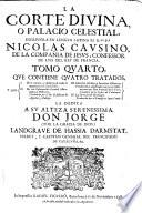La corte santa escrita en Frances    Traducida en Castellano    Quarta y ultuma impression