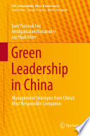 Green Leadership In China