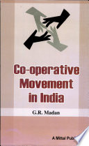 Co Operative Movement In India