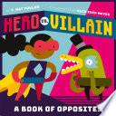 Hero vs  Villain Book PDF