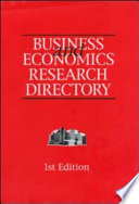 Business and Economics Research Directory