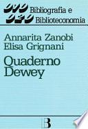 Quaderno Dewey