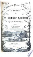 Tidsskrift for det praktiske landbrug og dets binæringer