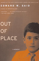 Out of Place Time Comes An Extraordinary Story Of Exile