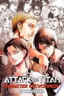 Attack On Titan Character Encyclopedia : ...