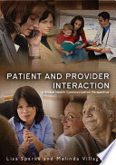 Patient Provider Interaction