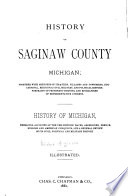 History of Saginaw County  Michigan