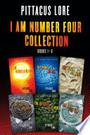 I Am Number Four Collection  Books 1 6