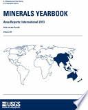 Minerals Yearbook 2013