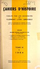 Cahiers de la Tour Saint Jacques II, III, IV - L'illuminisme au XVIIIè siècle