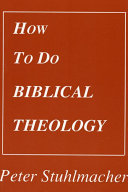 download ebook how to do biblical theology pdf epub