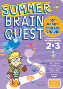 Summer Brain Quest  Between Grades 2   3