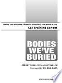 Bodies We ve Buried Book PDF