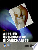 Applied Orthopaedic Biomechanics
