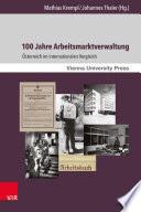 100 Jahre Arbeitsmarktverwaltung
