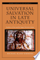 Universal Salvation in Late Antiquity