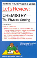 Let S Review Chemistry The Physical Setting