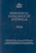 Zoological Catalogue of Australia Of Australia Database Taxa In