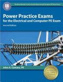 Power Practice Exams for the Electrical and Computer PE Exam