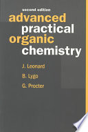 Advanced Practical Organic Chemistry, Second Edition