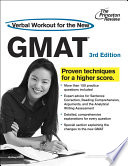 Verbal Workout for the New GMAT  3rd Edition