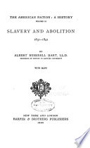 The American Nation  Slavery and abolition  1831  1841