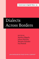 Dialects Across Borders