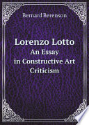 Lorenzo Lotto : ...