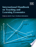 International Handbook On Teaching And Learning Economics book