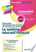 Pass Foucher   Le syst  me   ducatif Fran  ais   dition 2014 2015