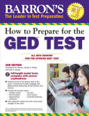 How to Prepare for the GED Test  2nd Edition