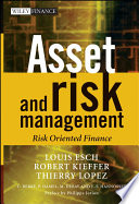 Asset and Risk Management