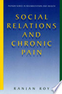 Social Relations and Chronic Pain