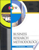 Business Research Methodology  With Cd