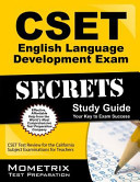 Cset English Language Development Exam Secrets Study Guide