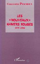 Les  nouveaux  Khmers rouges