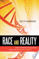Race and Reality Book PDF