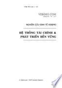 Vebimo Special Report: Financial Systems & Sustainable Development, Hệ thống Tài chính & Phát triển Bền vững