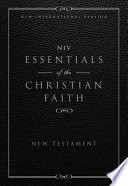 NIV  Essentials of the Christian Faith  New Testament  eBook
