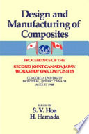Design and Manufacturing of Composites  Second Edition
