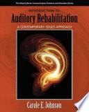 Introduction to Auditory Rehabilitation