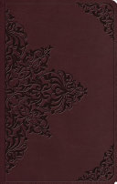 ESV Value Thinline Bible (Trutone, Chestnut, Filigree Design) : value thinline bible offers the highest...