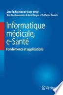 Informatique M  dicale  e Sant       Fondements et applications