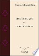 illustration Étude biblique sur la rédemption