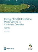 Ending Global Deforestation