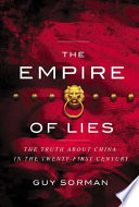 Empire Of Lies book