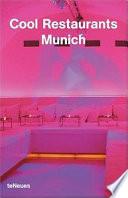 illustration Cool Restaurants Munich