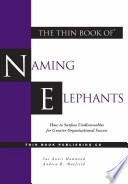 The Thin Book of Naming Elephants