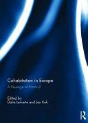 Cohabitation in Europe